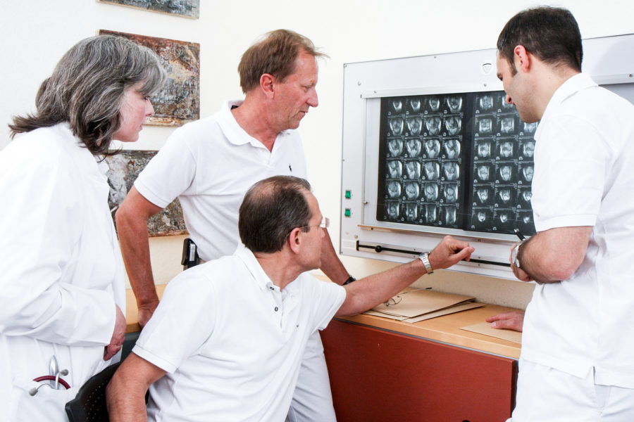 Unternehmensfotografie Reportage Medizin-Fotografie