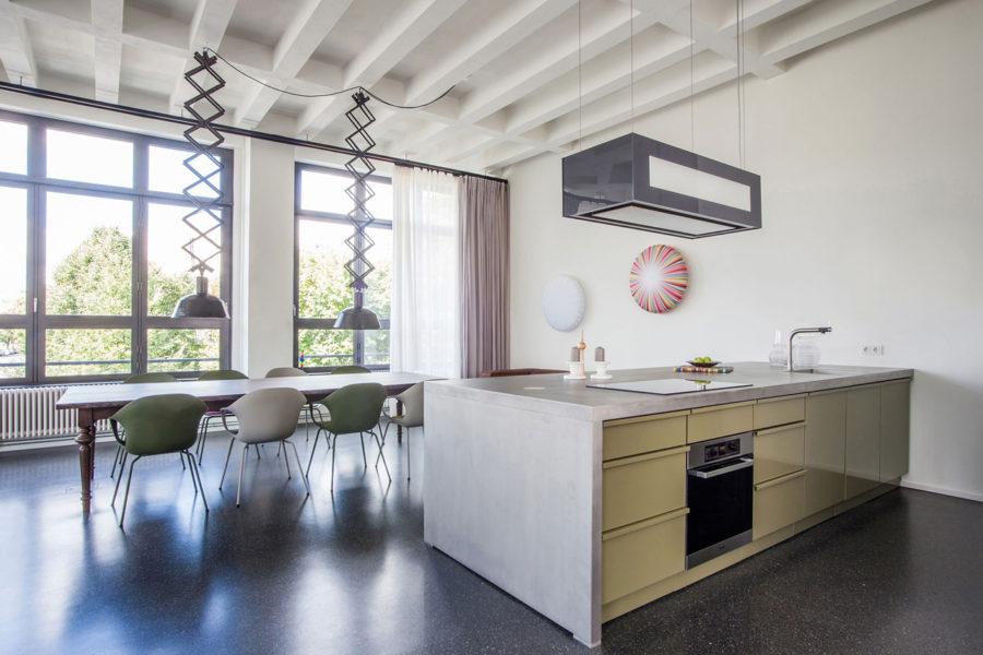 Immobilien - Interieurfotografie Küche